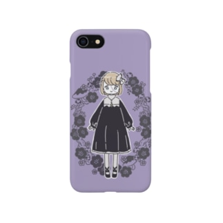 ゾンビガール Smartphone cases