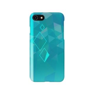 乱反射ダイヤ. Smartphone cases