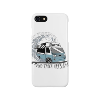 Food Truck OFFSHORE  オリジナルグッズver.1 Smartphone cases