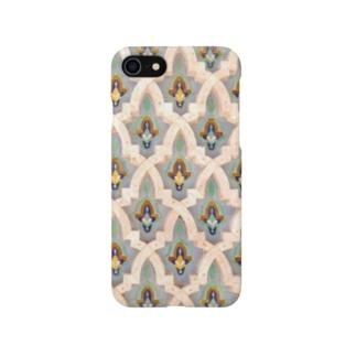 モロッカンタイル【カサブランカ】 Smartphone cases