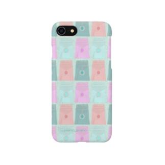 癒しのカリンバ Smartphone cases