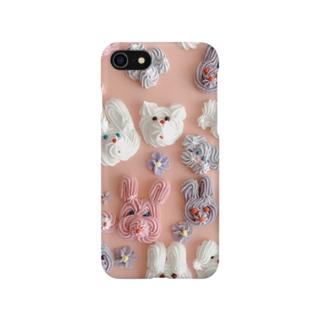 シュガーアニマル Smartphone cases