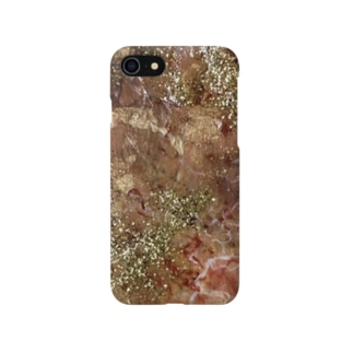 「破壊から生まれるもの」 Marble Smartphone cases