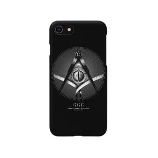 秘密結社クレスメイソン Smartphone cases