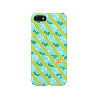 イメージスマホケース タイプ:グリーン Smartphone cases