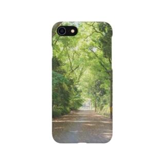 散歩道 Smartphone cases