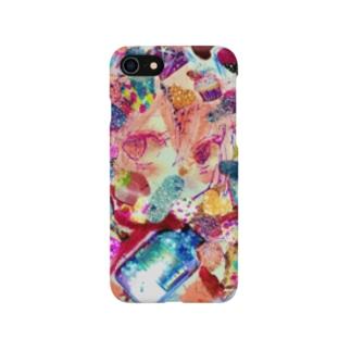 くめゆるのきらきら(iPhone7対応してしまった!) Smartphone cases