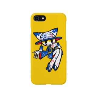 ふうりんぼうし Smartphone cases