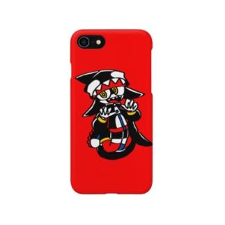 シャチぼうし Smartphone cases