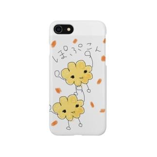 ぽぷこんたち Smartphone cases