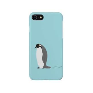 ペンギンが行く Smartphone cases