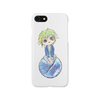 Naughty Moon Prince Smartphone cases