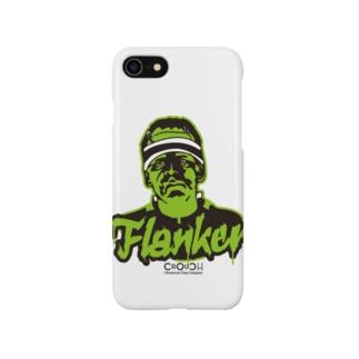 【ラグビー / Rugby】Flanker! Smartphone cases