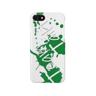 TaikiRacingClubShopのTEAM TAIKI_splash Smartphone cases
