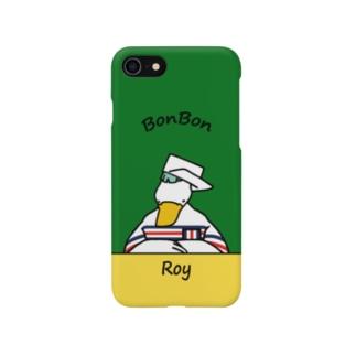 BonBonのトリコロールロイ Smartphone cases