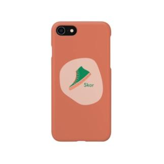 くつけーす Smartphone cases