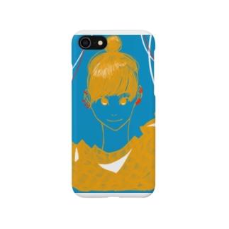 お団子和風 Smartphone cases