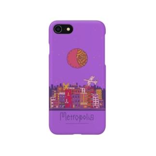 MetroPolisスマホケース Smartphone cases