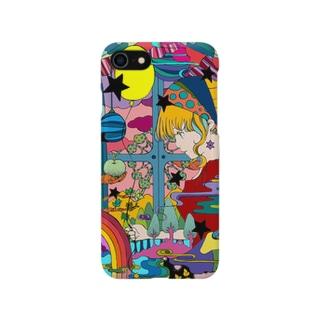 おとぎの国 Smartphone cases