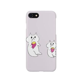 芋食い Smartphone cases