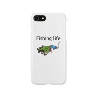 Fishing life goods Smartphone cases
