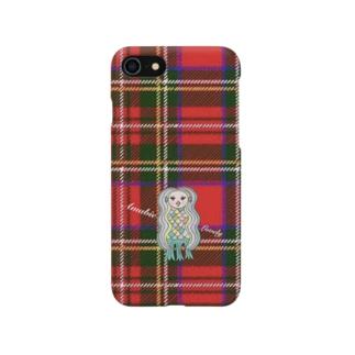 アマビエらぶりー Smartphone cases