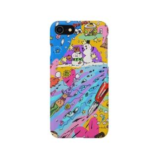 ごちゃごちゃ Smartphone cases