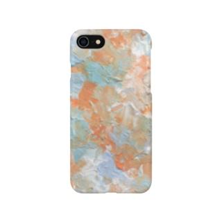 さぼてんのJuly Smartphone cases