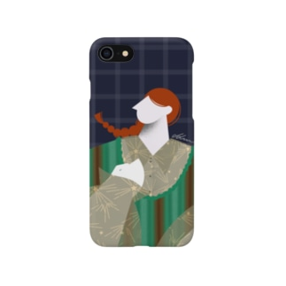 『星空襟の、あの娘』 Smartphone cases