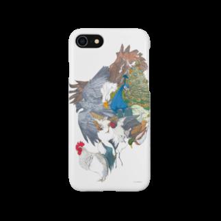 ムラマス カツユキの酉年 Smartphone cases