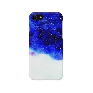 夜の記憶 Smartphone cases
