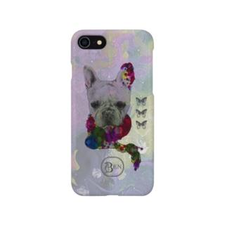 BENのFrench bulldog Smartphone cases
