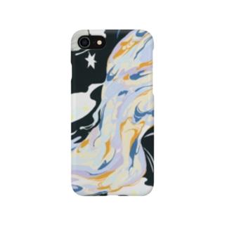 うちゅう川 Smartphone cases