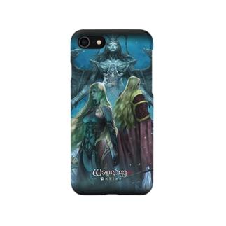 Wizardry Online ~昏き揺らぎの地~ Smartphone cases