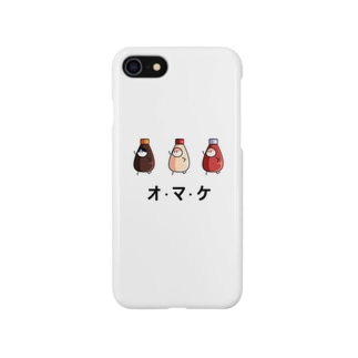 オマケ Smartphone cases