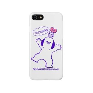 どうぶつマン&しょくぶつマン Smartphone cases