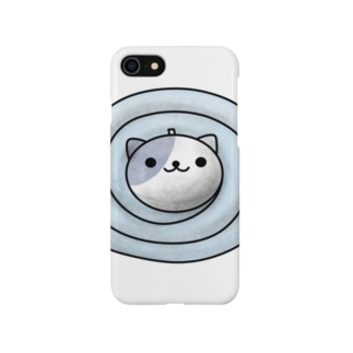しゅまき・正面 Smartphone cases