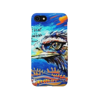 BLUE Hawk Smartphone cases