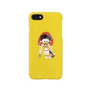 犬吸い Smartphone Case
