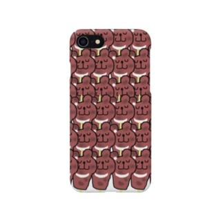 つくねわぐまお得詰合せ Smartphone cases