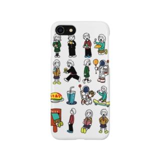 スキありオムライス Smartphone cases