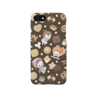 ムスメら(クッキー)  Smartphone cases