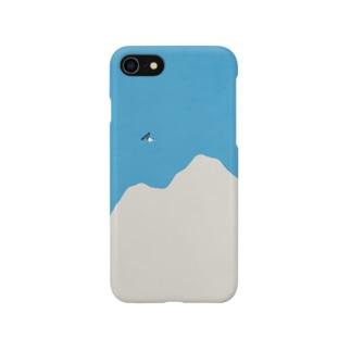 snow mountain Smartphone cases