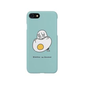 目玉焼きまま Smartphone cases