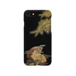 和風 iphone7/8/SE2 ケース Smartphone cases
