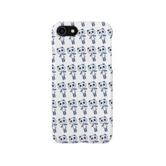 のほほんパンダ Smartphone cases