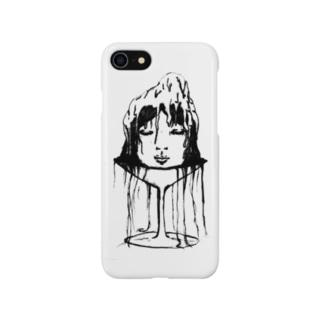 カニバリズム Smartphone cases