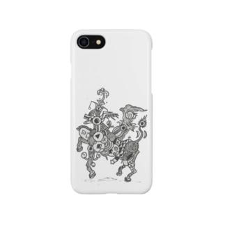 廃棄ペガサス Smartphone cases