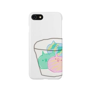 サーティーニャン Smartphone cases
