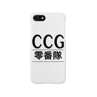 CCG - 零番隊 - / 東京零式 Smartphone cases